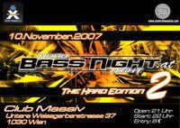 Hard Bass Night 2@Club Massiv