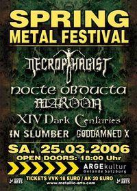 Spring Metal Festival@ARGEkultur