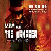 3 Years Zaftibrac feat. The Panacea@Scharrer-Halle