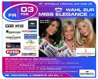 Wahl zur Miss Elegance 06