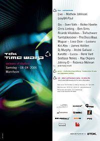 Timewarp Express@Mainmarkthalle