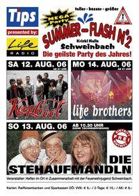 Summer-flash N°2@Krickl Halle