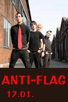 Anti Flag & Good Clean Fun & Mike P@Arena Wien