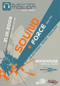 Sound Force step two@Rockhouse