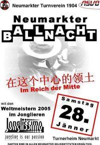 Neumarkter Ballnacht@Turnerheim