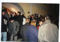 JVP Punschstand 2005@Pfarrheim