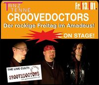 Groovdoctors Live