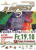 Original Jusfest - Semsteropening