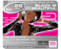 Black is beautiful@Partyhouse Auhof