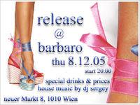 Realese Barbaro@Barbaro