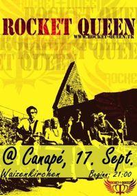 Rocket Queen @ Canapé@Canapé