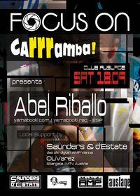 Abel Riballo@Die Auslage