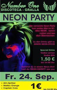 Neon Party@Discoteca N1