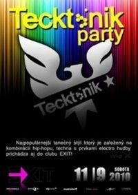 Tecktonik Party@Exit VIP Club