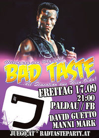 Bad Taste Party@J