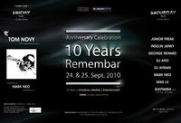 10 years of Remembar@REMEMBAR