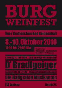 Weinfest@Burg Gruttenstein