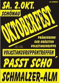 Oktoberfest@Schmalzer-Alm