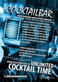 Unlimited Cocktail Time@Gecko