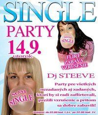 Single Party@Energy Music Hall