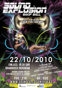 Sound Explosion - Bakip Ball@Brandboxx