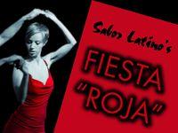 "Salsa Clubbing Fiesta ""Roja""@Ars Electronica Center - Sky Media Loft"