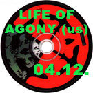Life Of Agony us + sPout a@Arena Wien