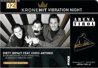 Kronehit Vibration-Night und die Ladies-Night