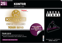 KONTOR - Club Tour 2010