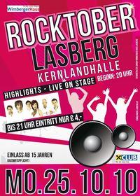 Rocktober Lasberg@Kernlandhalle