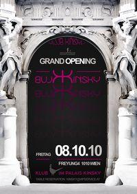 Klub Kinsky@Klub im Palais Kinsky