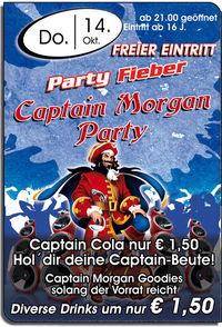 Party Fieber & Captain Morgan Party@Brooklyn