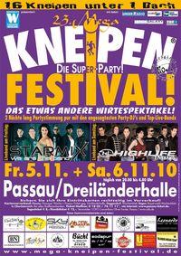 23. Mega Kneipen Festival@Passauer Dreiländerhalle