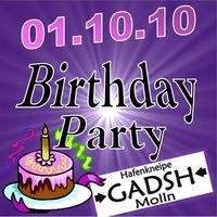 Birthday Party@Gadsh