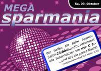 Mega Sparmania
