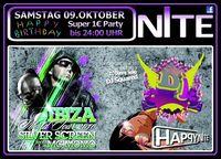 Happy Birthday - Super 1€ Party@Happy Nite