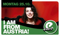 I am from austria@Evers