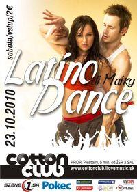 Latino Dance Party@Cotton Club
