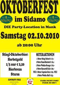 Oktoberfest@Cafe Sidamo Mank