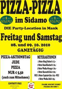 Pizza-Pizza@Cafe Sidamo Mank
