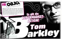 Tom Barkley@Disco Bel