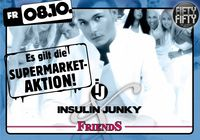 Insulin Junky & Friends@Fifty Fifty