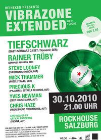 Heineken pres. Vibrazone Extended@Rockhouse