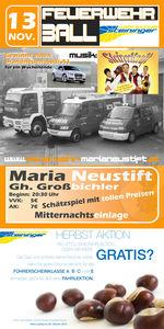 Feuerwehrball@Gh. Großbichler