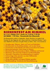 Bienenfest am Himmel@Lebensbaumkreis AM HIMMEL
