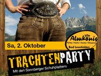 Trachtenparty@Almkönig