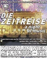 Die Zeitreise- a night of music@Kursalon Wien