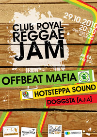 Club Royal Reggae Jam@Culture Club