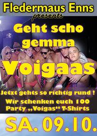 Voigas Party - Geht schon gemma Voigas