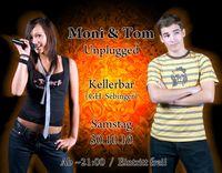 Moni & Tom Unplugged@Sebingers Kellerbar